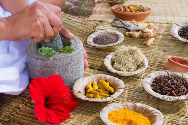 Ayurveda – O poder dos cosméticos naturais.