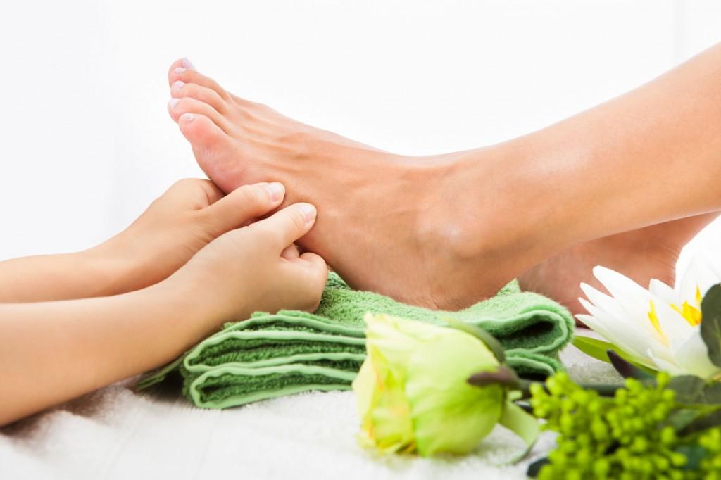 Como cuidar dos pés? Alguns conselhos práticos.